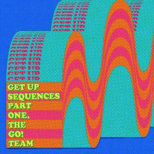 The Go! Team - Get Up Sequences Part One [Indie Exclusive Limited Edition Turquoise LP]