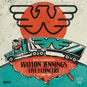 Waylon Jennings Live In Concert Vol 2