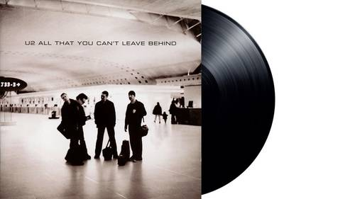 All That You Can't Leave Behind [Import]
