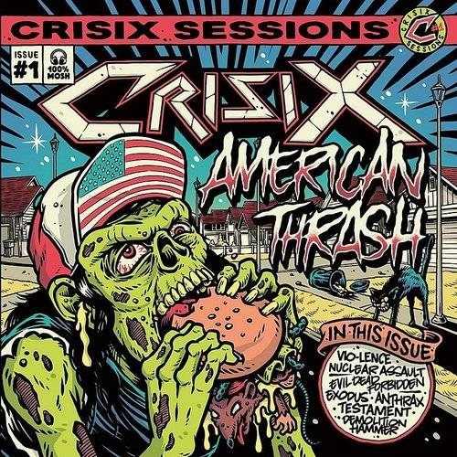 Sessions : #1 American Thrash' (Ltd)