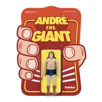 Andre - ANDRE THE GIANT REACTION FIGURE VEST