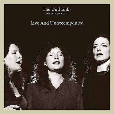 Diversions Vol.5: Live And Unaccompanied (W/Dvd)