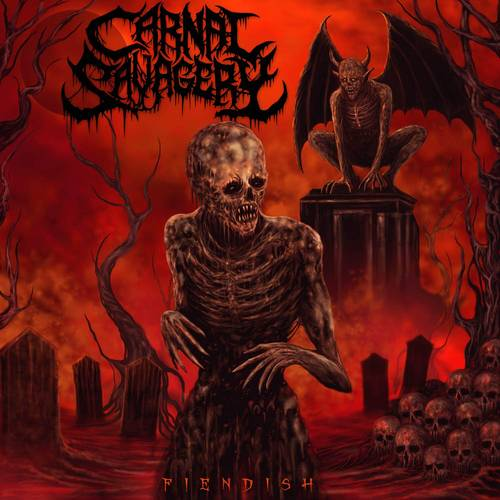 Carnal Savagery - Fiendish