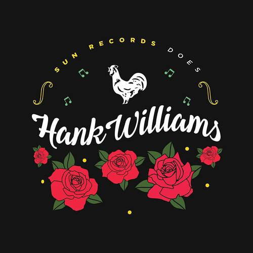 Sun Records Does Hank Williams [LP]