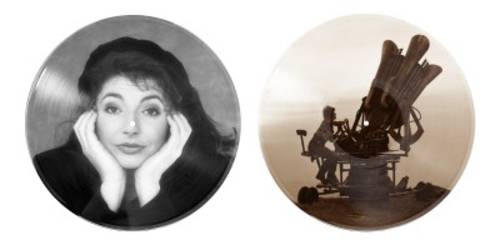 Cloudbusting EP [Indie Exclusive Limited Edition Picture Disc Vinyl]