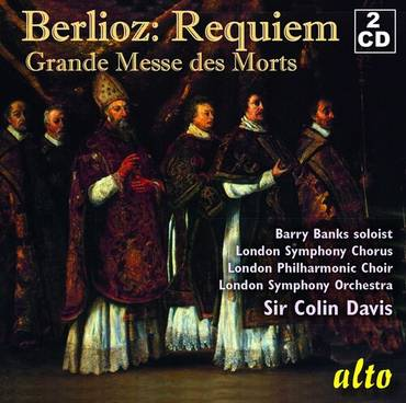 Berlioz: Grande Messe des Morts/ 'Requiem' [2CD]