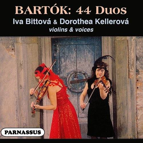 Bartok: 44 Duos For Violins & Voices