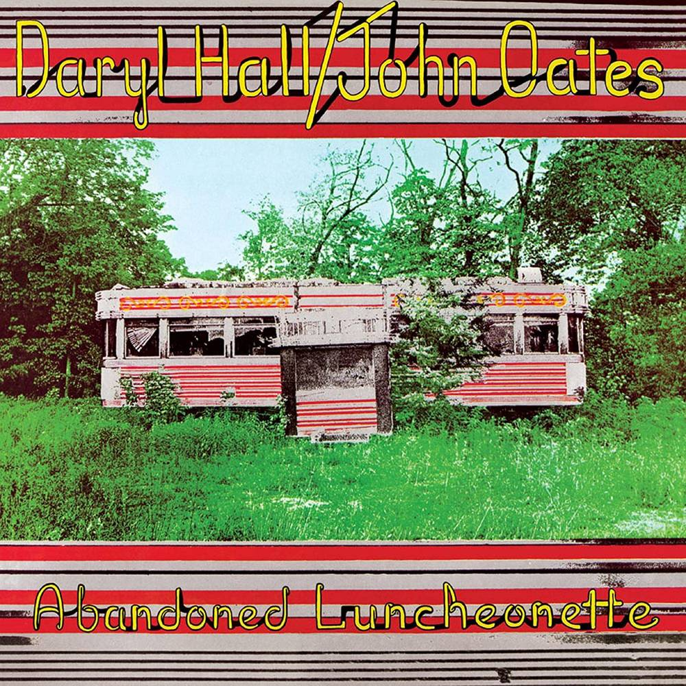 Daryl Hall & John Oates - Abandoned Luncheonette [180 gram translucent red audiophile vinyl/Limited Anniversary Edition]