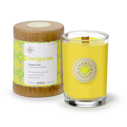 Pomelo Pine Invigorate Jar Candle