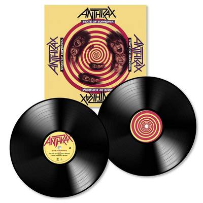 Anthrax - State Of Euphoria: 30th Anniversary Edition [2LP]
