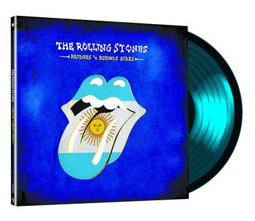Bridges To Buenos Aires [Limited Edition Blue 3LP]