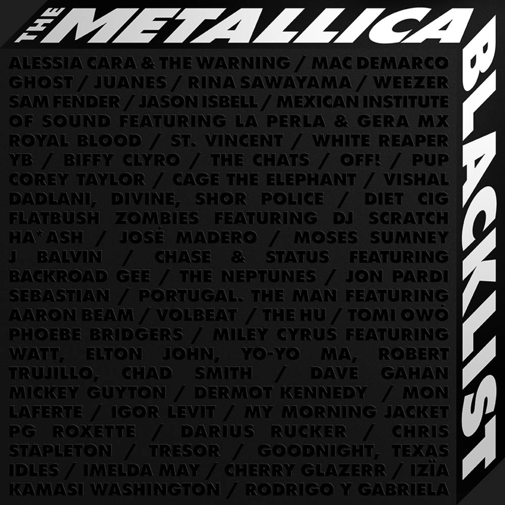 Metallica - The Metallica Blacklist [4CD]