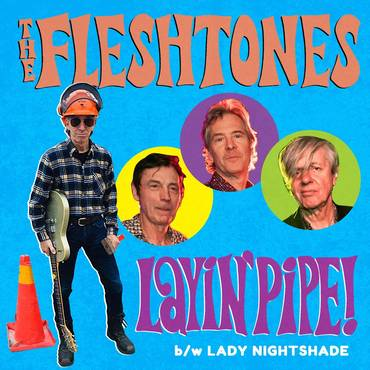 Layin' Pipe / Lady Nightshade [Limited Edition Vinyl Single]
