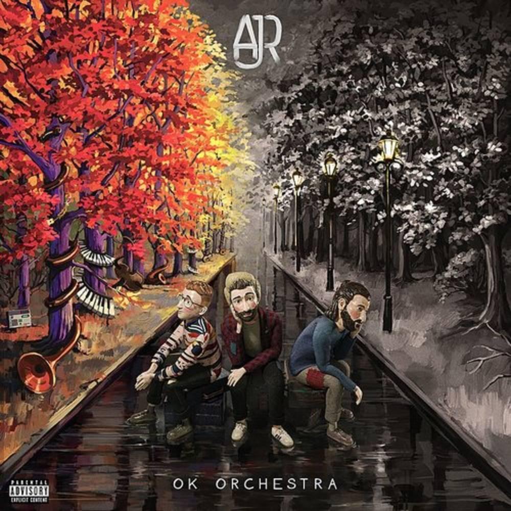 AJR - Ok Orchestra [Indie Exclusive Limited Edition Orange LP]
