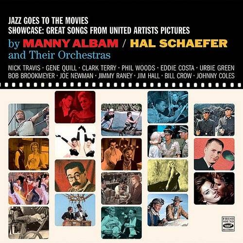 Jazz Goes To The Movies / Showcase (Fra)