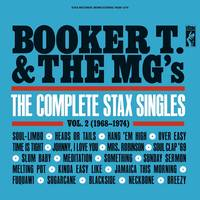 Booker T & The M.G.'s - The Complete Stax Singles Vol. 2 (1968-1974) [Red 2LP]