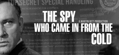 The Spy Who Came In From The Cold [Movie]