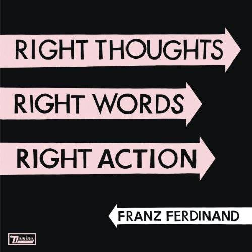 Right Thoughts. Right Words. Right Action [Import]
