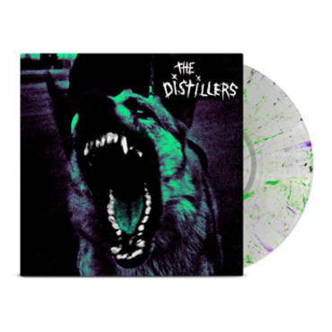 The Distillers [Indie Exclusive Limited Edition Clear w/Green, Purple, Black Splatter LP]