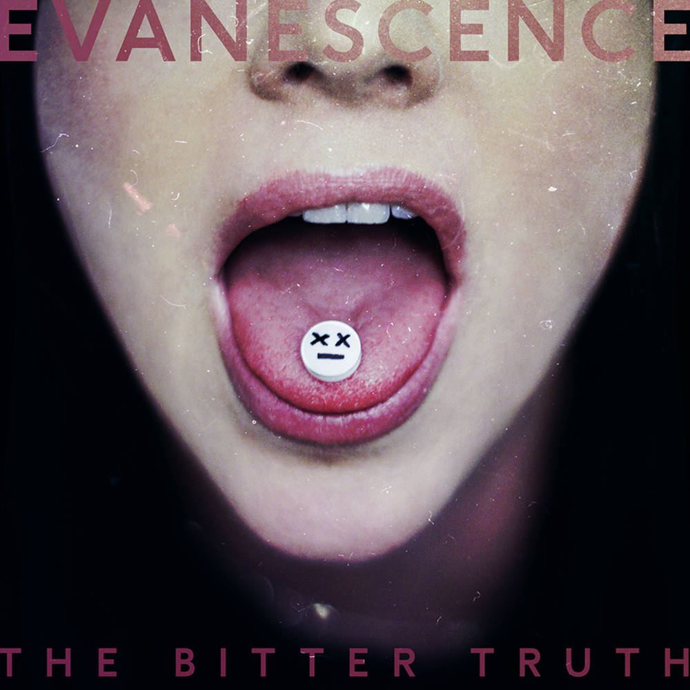 Evanescence - The Bitter Truth [Indie Exclusive Limited Edition Clear LP]