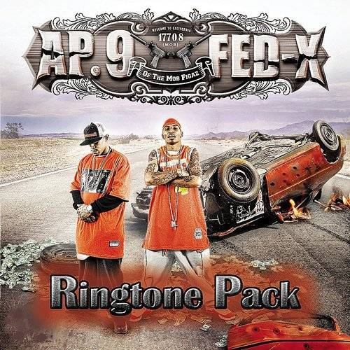 17708 Ringtone Pack - Ap.9 & Fed-X