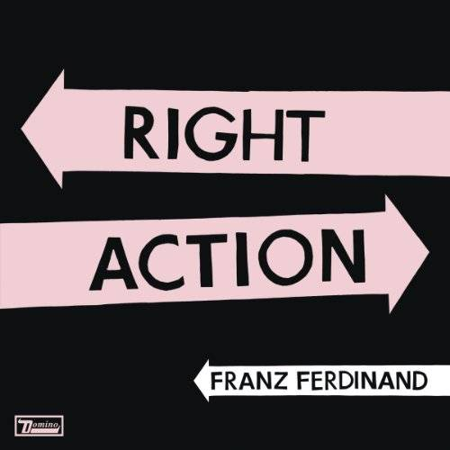 Right Action [Limited Edition Vinyl Single]