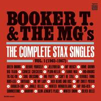 Booker T & The M.G.'s - The Complete Stax Singles Vol. 1 (1962-1967) [Red 2LP]