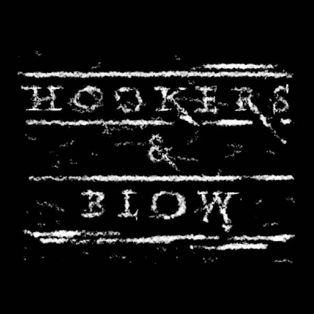 Hookers & Blow - Hookers & Blow [Limited Edition Silver LP]