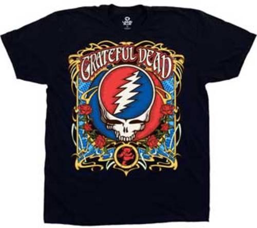 Grateful Dead - GRATEFUL DEAD STEAL YOUR ROSE [L] [BLACK]