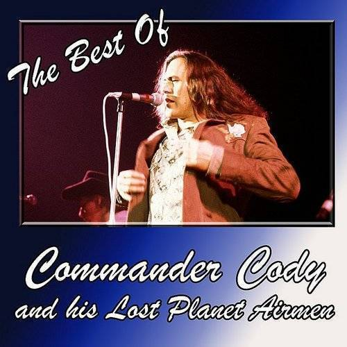 commander cody and his lost planet airmen album covers