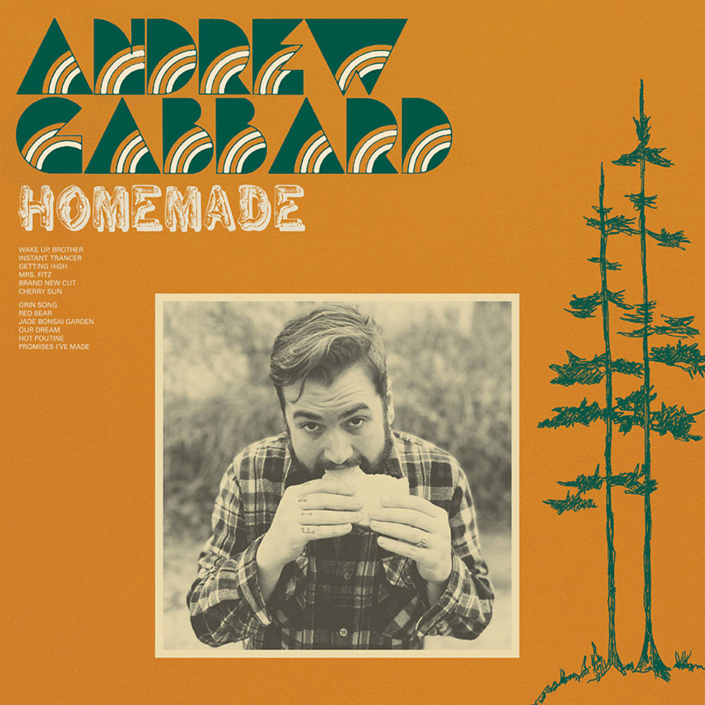 Andrew Gabbard - Homemade [Indie Exclusive Limited Edition Camo Green LP]