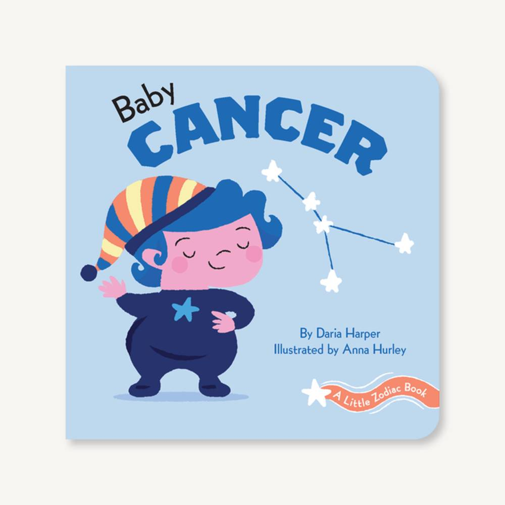 Book - Baby [Cancer]