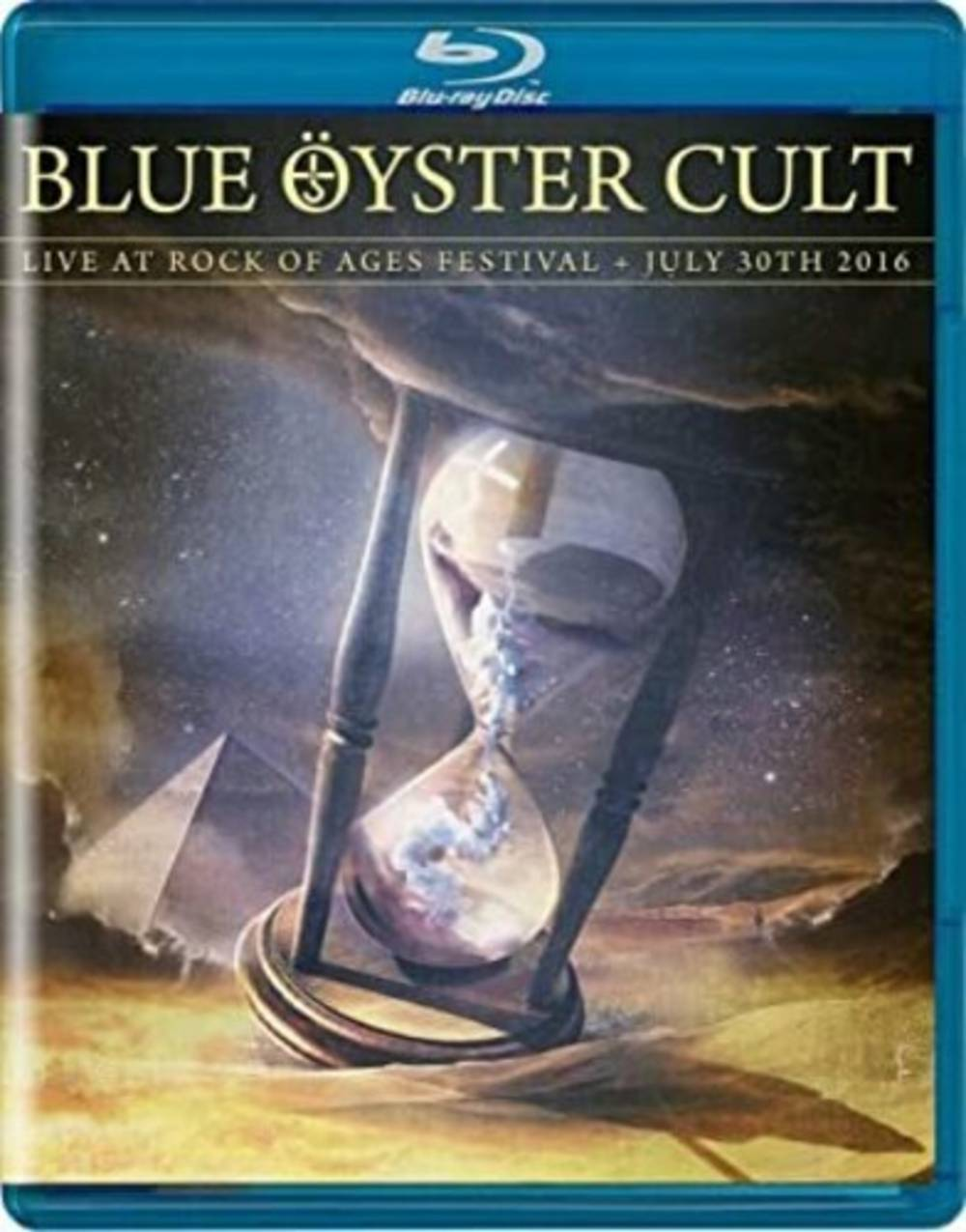 Blue Oyster Cult - Live At Rock Of Ages Festival 2016 [Blu-ray]