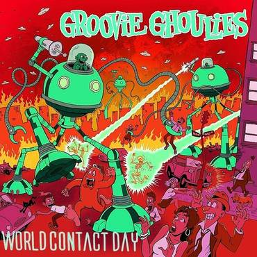 World Contact Day [LP]