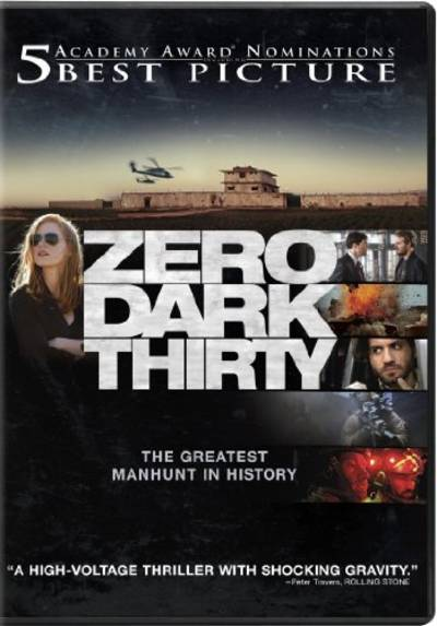 Zero Dark Thirty [Movie] - Zero Dark Thirty