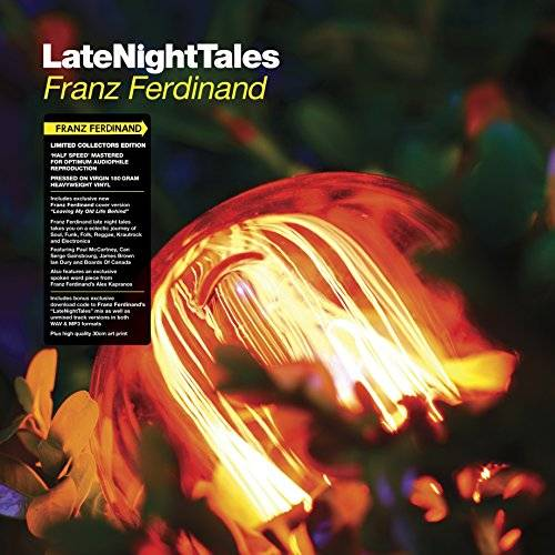Late Night Tales Franz Ferdinand [Vinyl]