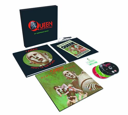 News Of The World: 40th Anniversary [Import Super Deluxe Box Set]