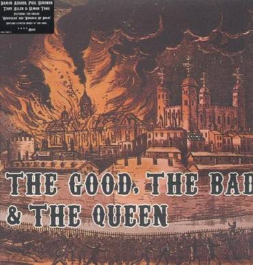 The Good, The Bad & The Queen [Import LP]