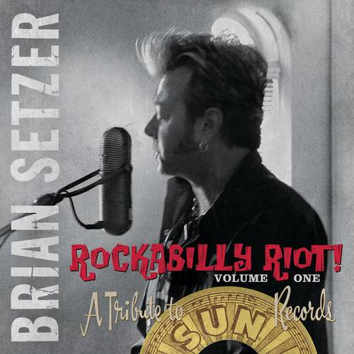 Brian Setzer - Rockabilly Riot! Volume One: A Tribute To Sun Records [Red 2LP]