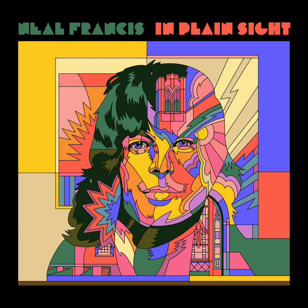 Neal Francis - In Plain Sight [Cherry Red LP]