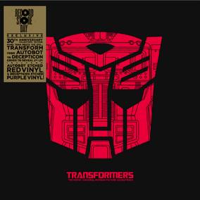 Transformers Soundtrack 30th Anniversary