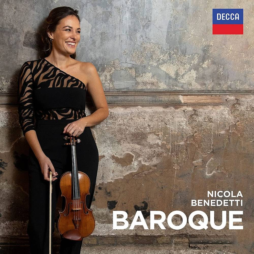 Nicola Benedetti - Baroque