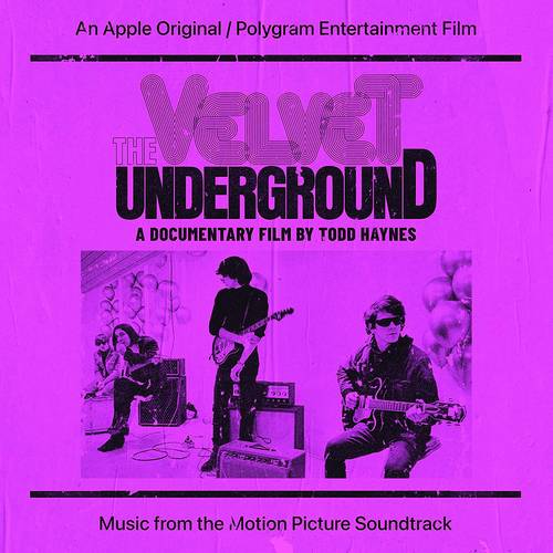 Various Artists - The Velvet Underground: A Documentary Film By Todd Haynes (OST) [2 CD]