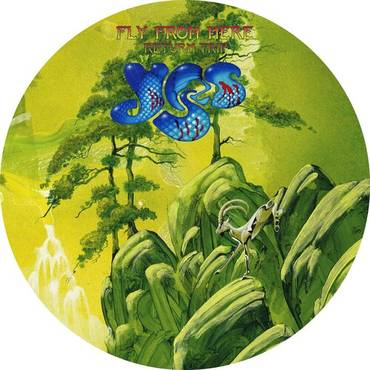 Fly From Here: Return Trip (180gm Picture Disc) [Import]
