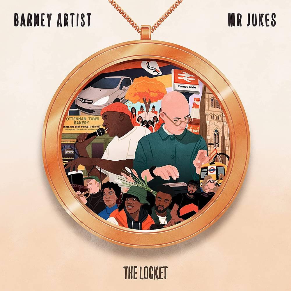 Mr Jukes / Barney Artist - The Locket [LP]