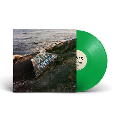 FIDLAR - Almost Free [Indie Exclusive Limited Edition Green LP]