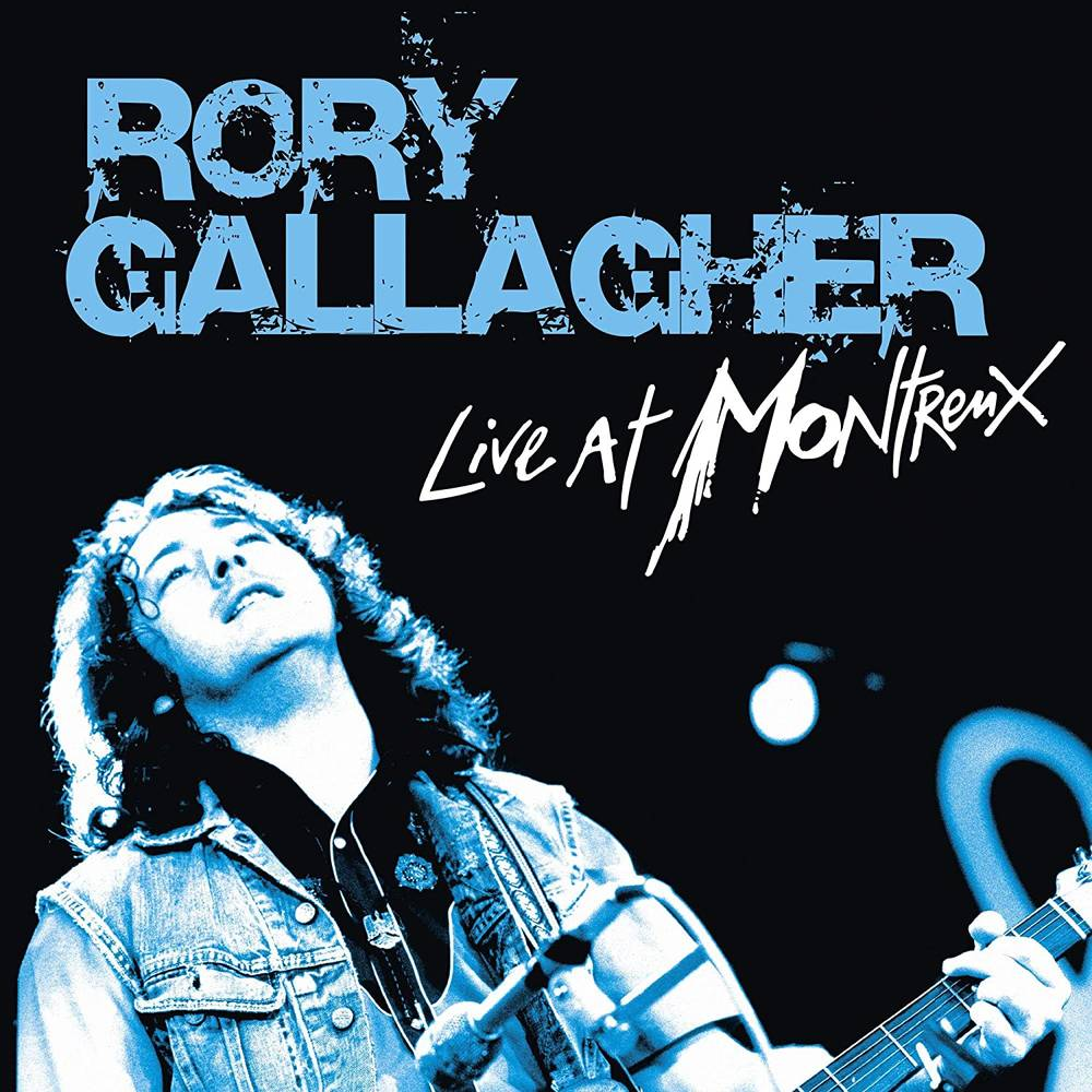 Rory Gallagher - Live At Montreux [2LP+CD]