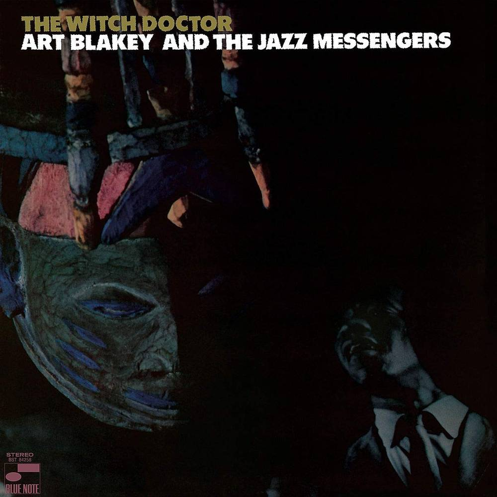 Art Blakey - The Witch Doctor (Blue Note Tone Poet Series) [LP]