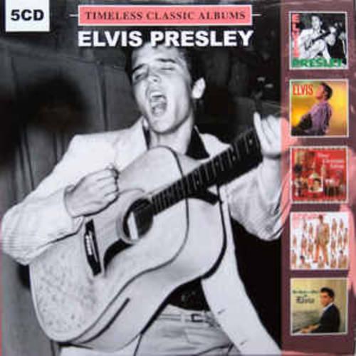 Elvis Presley - Timeless Classic Albums