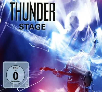 Thunder - Stage (Live) [2CD/Blu-ray]